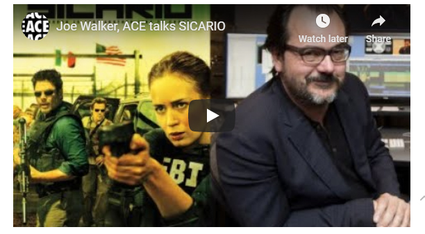 Editors On Editing – Sicario