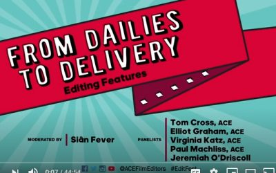 EditFest London 2019 – Dailies to Delivery