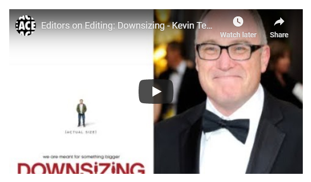 Editors On Editing – Downsizing