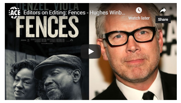 Editors On Editing – Fences