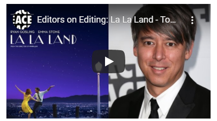 Editors On Editing – La La Land