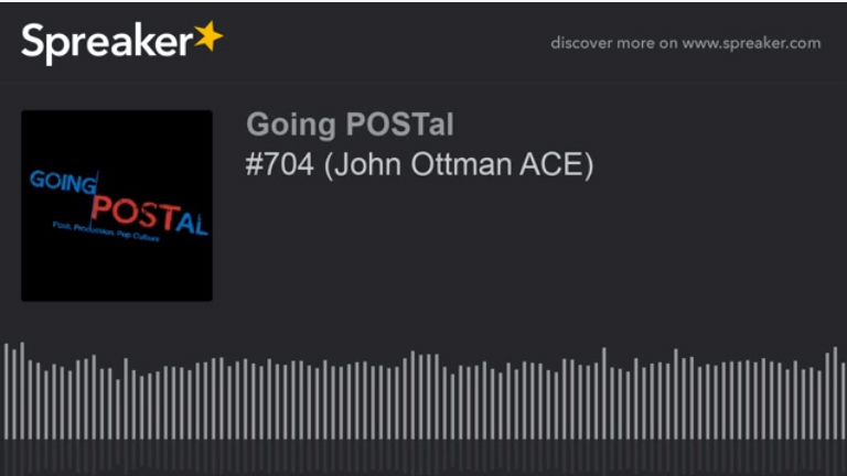 Going Postal- John Ottman, ACE