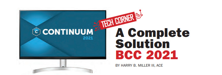 Tech Corner – A Complete Solution