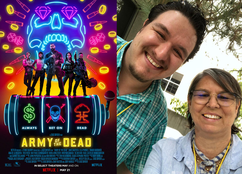 Editors On Editing – Army of the Dead