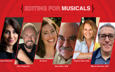 EditFest Global 2021 – Editing for Musicals