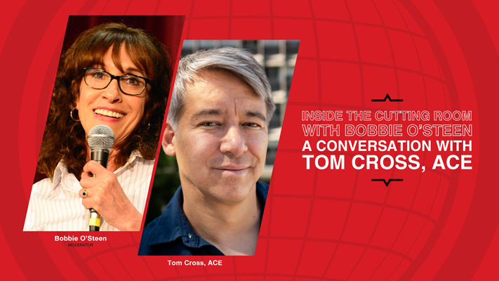 EditFest Global 2021 – Inside the Cutting Room with Tom Cross