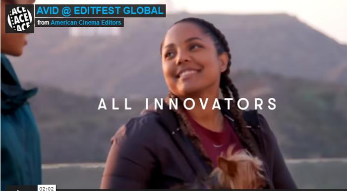 AVID @ EditFest Global 2021