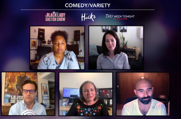 """HBO Panel 2 """"Comedy, Variety"""""""