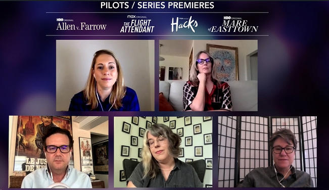 "HBO Panel 1 ""Pilots/Series Premieres"""