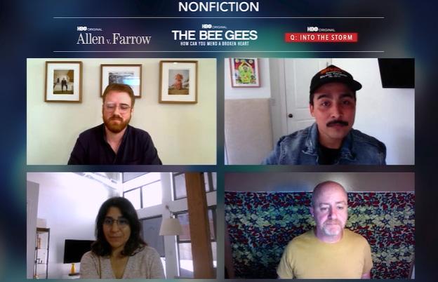 "HBO Panel 3 ""Non-Fiction"""