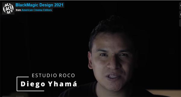 Blackmagic Design 2021 – Diego Yhama