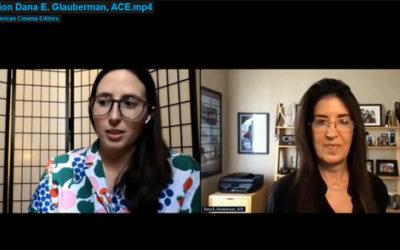 Dana Glauberman, ACE – Breakout Session