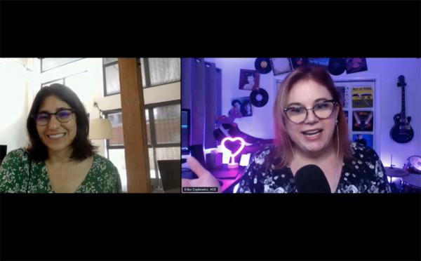 Erika Dapkewicz ACE – Breakout Session