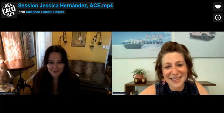 Jessica Hernandez ACE – Breakout Session